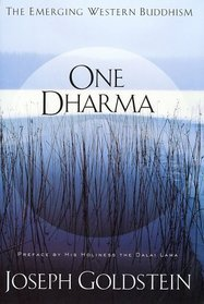 Cover of Joseph Goldstein, One Dharma
