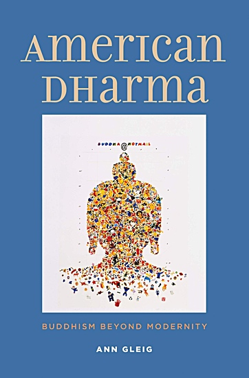 Cover of American Dharma