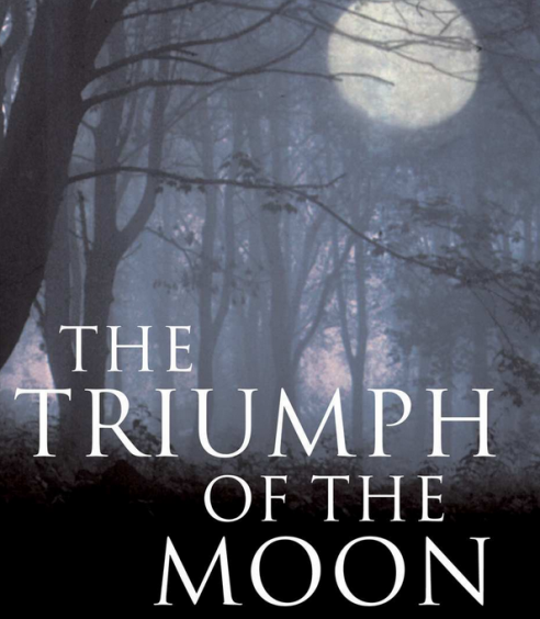 Cover of Ronald Hutton, Triumph of the Moon